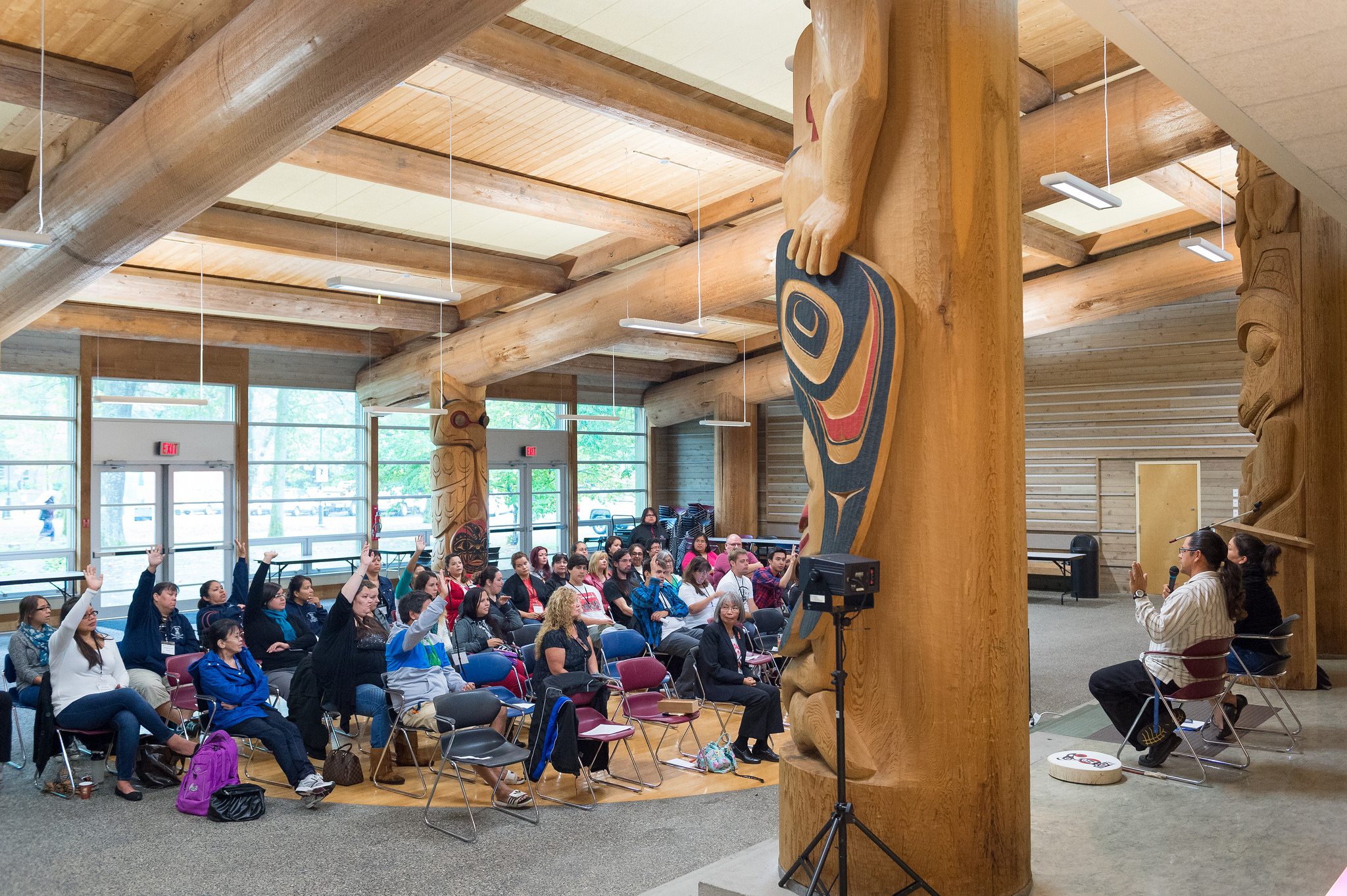 Credit: Don Erhardt, Native Indian Teacher Education Program, University of British Columbia